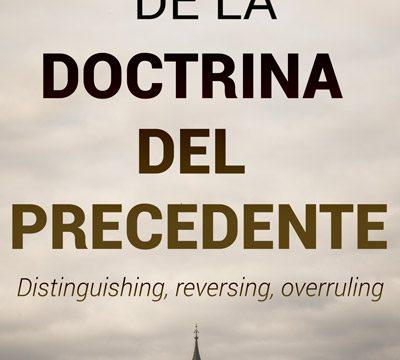 doctrina del precedente | Traducción jurídica y jurada de inglés a español