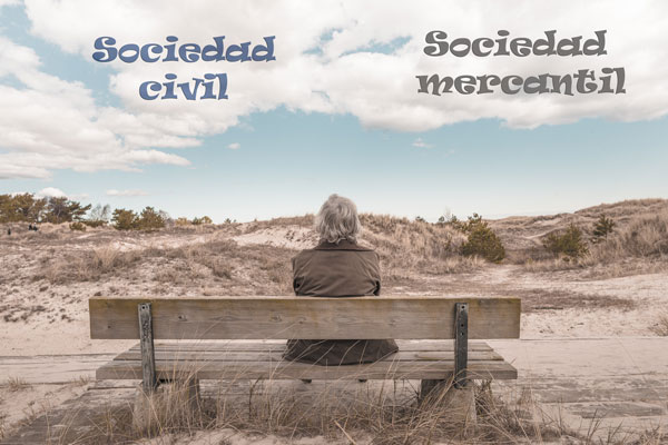 sociedades civiles o sociedades mercantiles