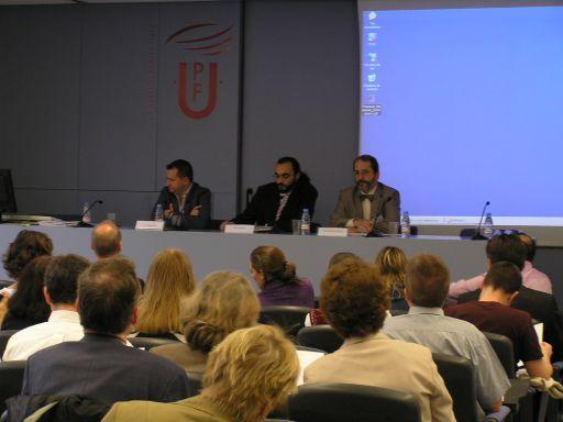 Seminario de derechos de autor, propiedad intelectual y herramientas de traducción, organizado por FIT Europa en Barcelona