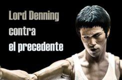 Lord Denning y la doctrina del precedente | Traducción jurídica y jurada de inglés a español