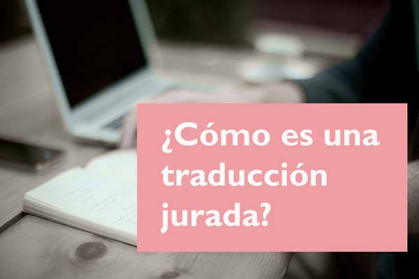 Traducción oficial | Traducción jurada de inglés a español