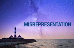 Misrepresentation | Traducción jurídica de inglés a español