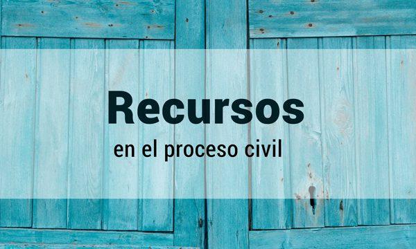 Recursos en el proceso civil | Traducción jurídica de inglés a español
